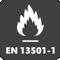 Vuur gecertificeerd EN 13501-1