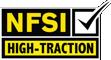 Сертифициран NFSI High-Traction