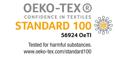 Сертифициран стандарт OEKO TEX 100