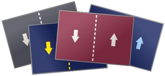 Directional Signage Mats