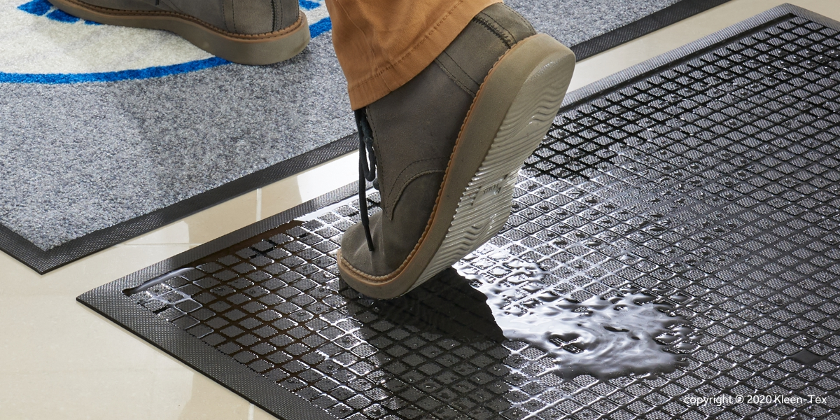 Disinfectant Mat System