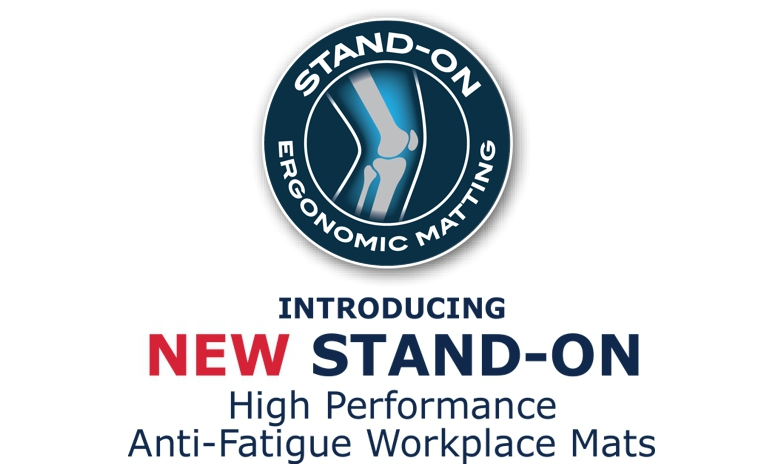 NEW Stand-On Range